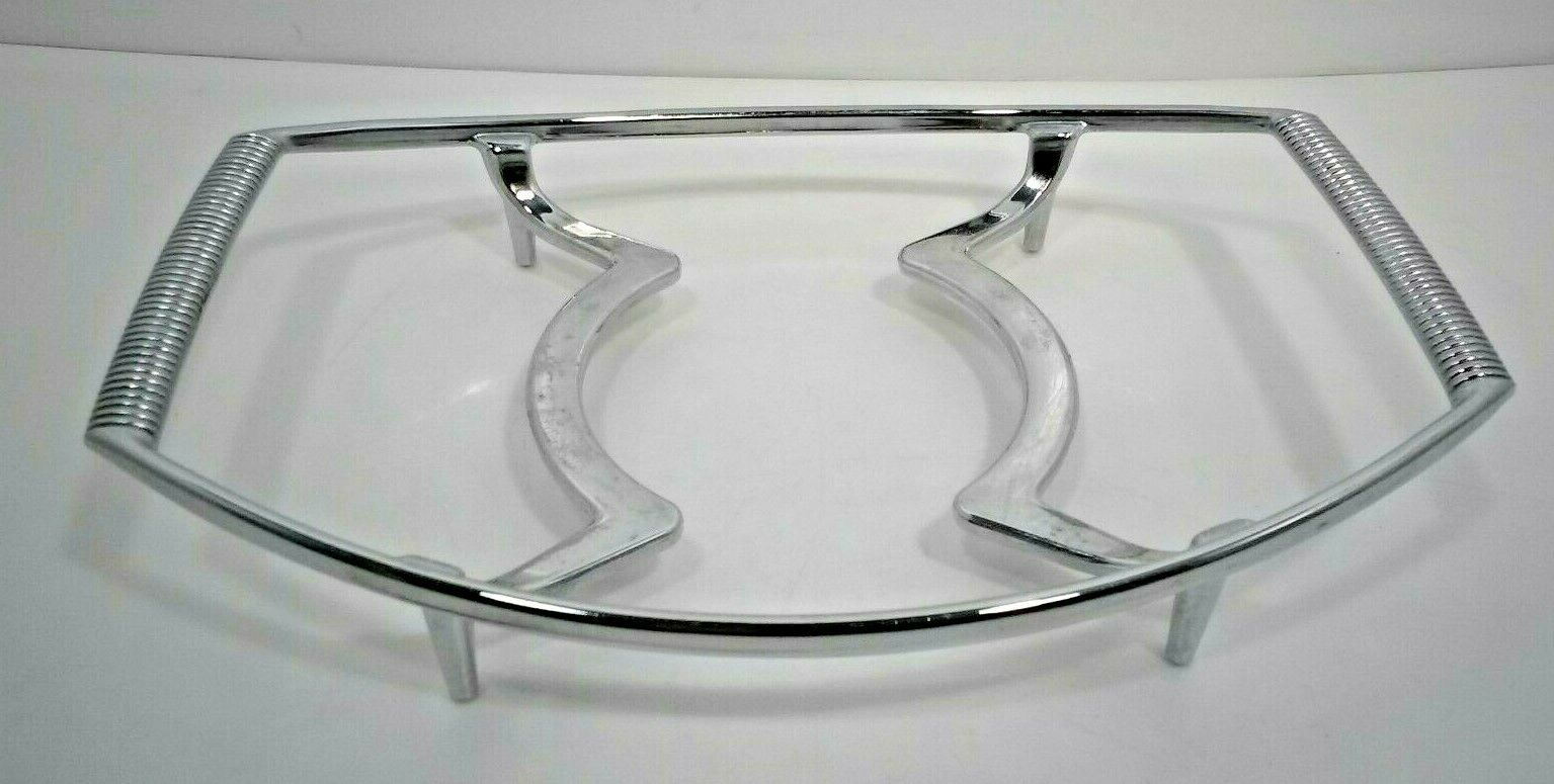 Corning Ware Metal Trivet Serving Stand Cradle P-11-M-1