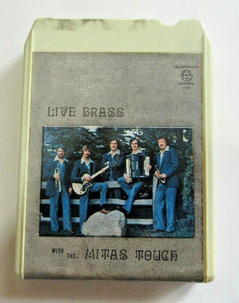 Polka 8 Track Live Brass with the Mitas Touch