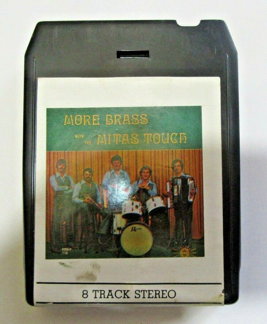 Polka 8 Track More Brass with the Mitas Touch